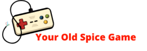 Your Old Spice Game – Video gaming evolution